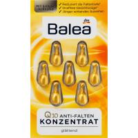 Концентрат Q10 против морщин Balea, 7 шт. (Германия)