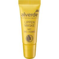 Маска для губ с органическим медом alverde, 8 мл (Германия)