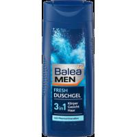 Гель для душа мужской освежающий Balea MEN, 300ml (Германия)