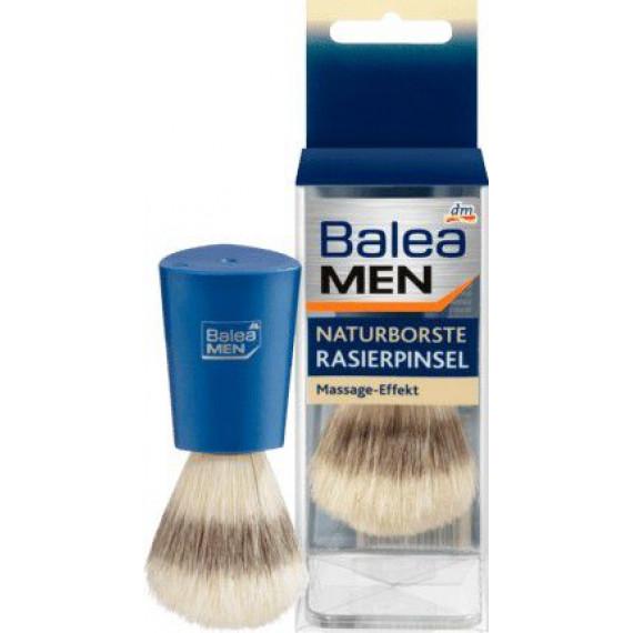 Помазок для бритья из натуральной щетины Balea MEN, 1шт. (Германия) -