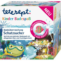 Добавка в ванну Мисливець за скарбами tetesept, 140 g (Німеччина)