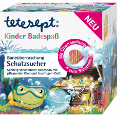 Добавка в ванную Охотник за сокровищами tetesept, 140 g (Германия)