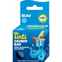 Добавка в ванну Чарівна ванна Синій Tinti, 1 шт (Німеччина)