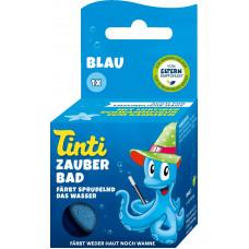 Добавка в ванную Волшебная ванна Синий Tinti, 1 шт (Германия)