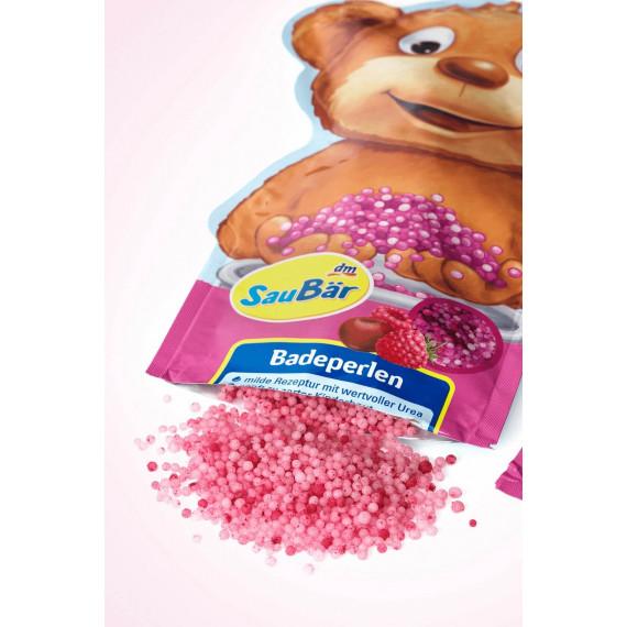 Жемчужины для ванной SauBär, 60 гр (Германия) -