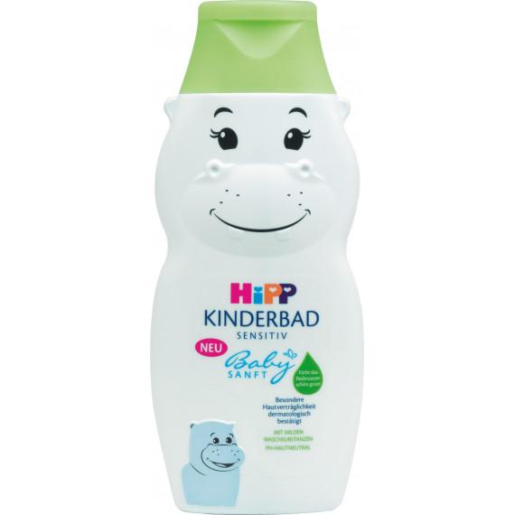 Добавка в ванну для детей Hipp Babysanft, 300 ml. (Германия) -