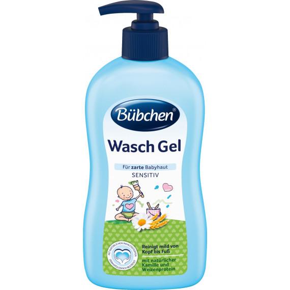 Гель для купания Bübchen, 0,4 l (Германия) -