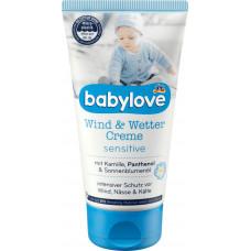 Детский крем от ветра и погодных условий babylove, 75 мл. (Германия)