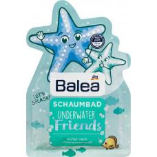 Пена для ванны Подводные друзья Balea, 40 мл (Германия)