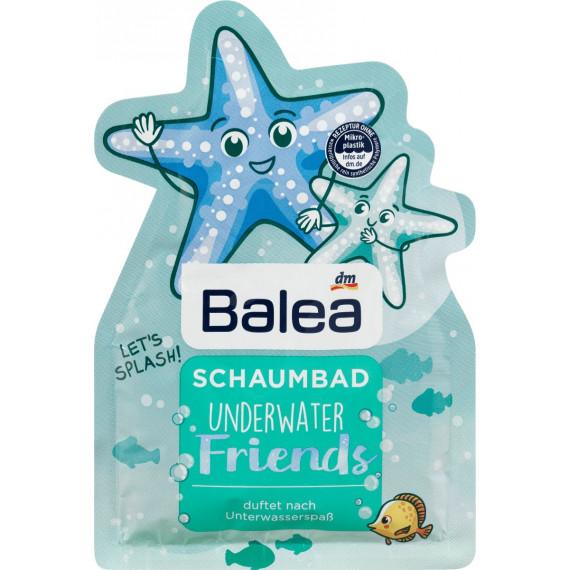 Пена для ванны Подводные друзья Balea, 40 мл (Германия) -