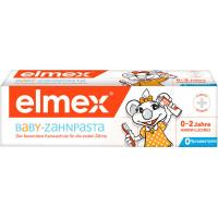 Зубная паста детская, 1-й зуб - до 2 лет elmex, 50 мл (Германия)