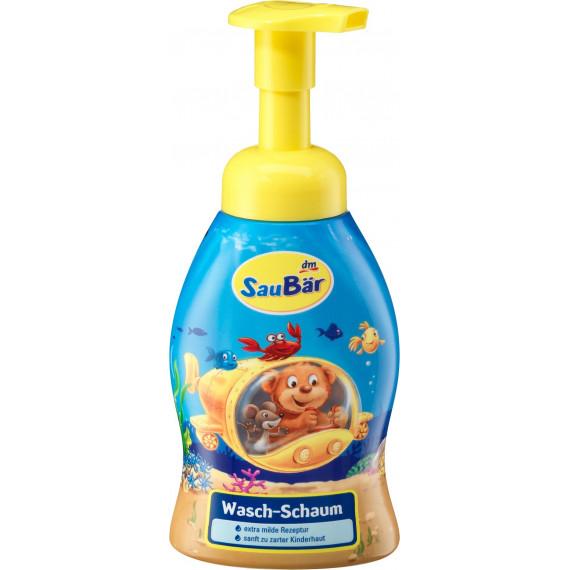 Детское мыло пена SauBär, 250 ml (Германия) -