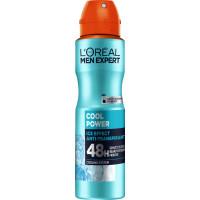 Дезодорант спрей антиперспирант Прохладная Сила L'ORÉAL Men Expert, 150 ml (Германия)