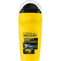 Шариковый дезодорант Непобедимый Спорт L'ORÉAL Men Expert, 50 ml (Германия)