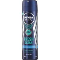 Дезодорант Свежесть океана NIVEA, 150 ml (Германия)