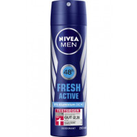 Дезодорант активна свіжість NIVEA MEN, 150 ml (Німеччина)