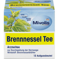 Лекарственный чай, чай из крапивы (12х1,8г) Mivolis, 21,6 г (Германия)