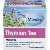Чай лекарственный, чай из Тимьяна Mivolis, 16,8 g (Германия)