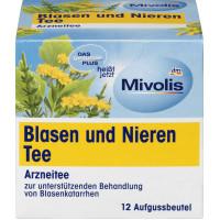 Лекарственный чай для почек Mivolis, 18 g (Нимеччинна)