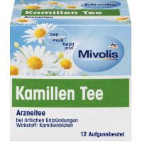 Лекарственный чай, чай из ромашки Mivolis (12х1,5г), 18г (Германия)