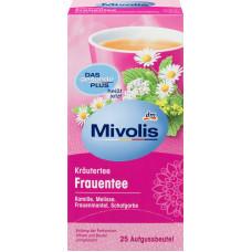 Травяной чай, Женский чай Mivolis, 50 g (Германия)