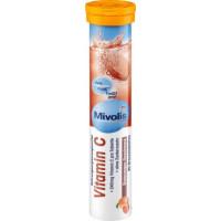 Витамин С шипучие таблетки Mivolis, 20 шт. (Германия)
