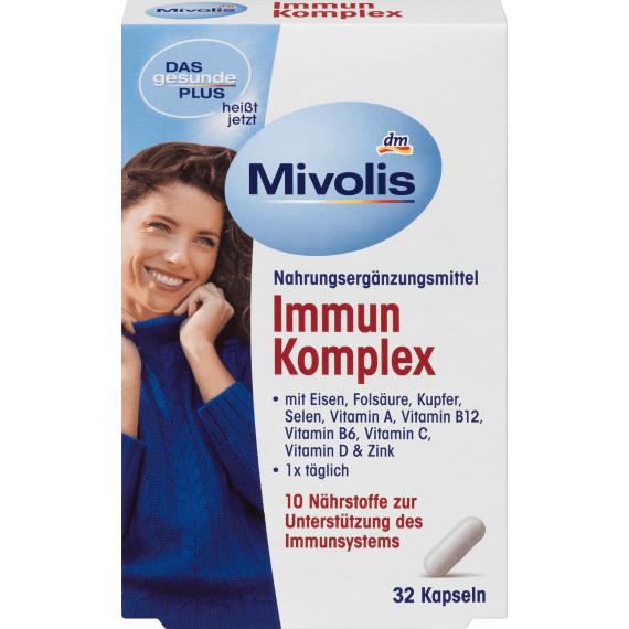 Биологически активная добавка Капсулы иммунного комплекса Mivolis, 32 шт. (Германия) -