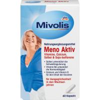 Капсулы Meno Aktiv 60 шт. Mivolis, 33 г (Германия)