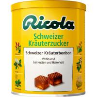 Цукерки, Оригінальні трави, Швейцарський трав'яний цукор Ricola, 250 g (Німеччина)
