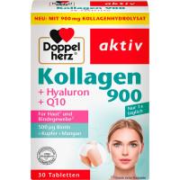 Коллагеновые капсулы Doppelherz 30 штук, 36 г. (Германия)