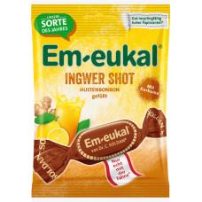 Конфеты, имбирь Em-eukal, 75 г (Германия)