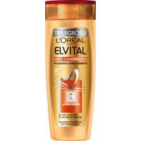 Шампунь для ломких и поврежденных волос Elvital, 400 ml (Германия)