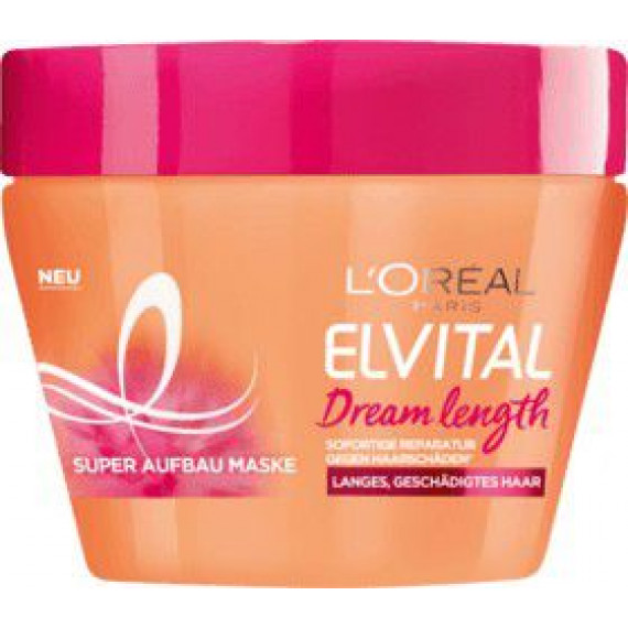 Маска для волос Длина Мечты Elvital, 300 ml (Германия) -