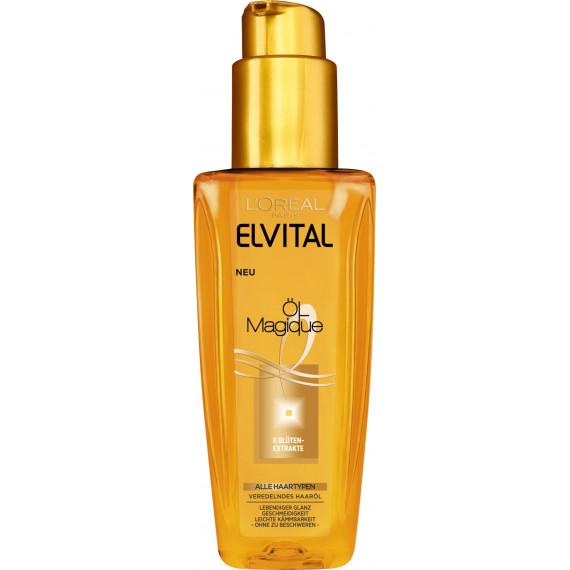 Масло для нормальных волос Elvital, 90 ml. (Германия) -