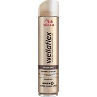 Лак для волос Форма и ультра сильная фиксация wellaflex, 250 мл (Германия)