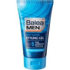Гель для волос Мокрый вид Balea MEN, 150 ml (Германия)