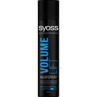 Лак для волос Объем 4 Syoss, 300 ml (Германия)