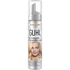 Пена для волос тонирующая Светло золотой Blond 82 GUHL, 75 мл (Германия)