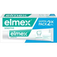Зубна паста для чутливих зубів Подвійна упаковка elmex, (2x75ml), 150 ml (Німеччина)