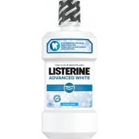 Ополискач для ротовой полости Прогрессивно белый Listerine, 600 ml (Германия)