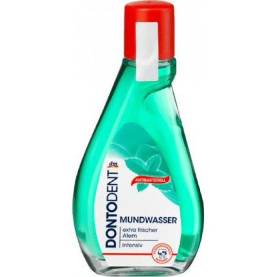 Антибактериальная жидкость для полоскания рта DONTODENT, 125 мл (Германия) -