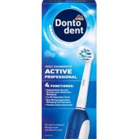 Аккумуляторная зубная щетка Active Professional DONTODENT, 1 шт. (Германия)