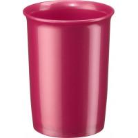 Чашка для зубных щеток Розовая ebelin, 1 шт. (Германия)
