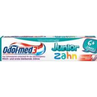 Зубная паста от 6 лет Odol med 3, 50 ml (Германия)