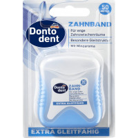 Зубная нить DONTODENT, 50 м. (Германия)