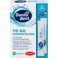 Засіб для полоскання рота TO GO Dontodent, 120 мл (Німеччина)