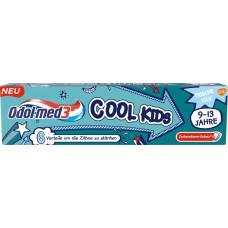 Зубная паста для детей Cool Kids, от 9 до 13 лет Odol med 3, 75 мл (Германия)