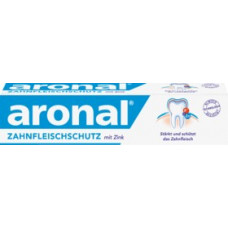 Защитная зубная паста aronal, 75 ml (Германия)