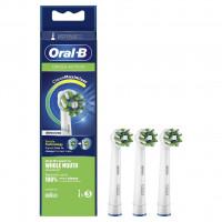 Насадки для зубных щеток CrossAction Oral-B, 3 шт. (Германия)