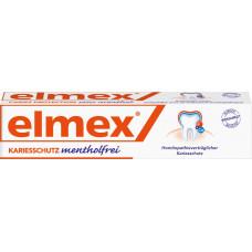 Зубная паста без ментола elmex, 75 мл. (Германия)
